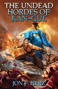 Cover art for THE UNDEAD HORDES OF KAN-GUL