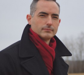 Author Jon F. Merz Headshot