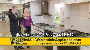 Warrendale Appliance TV Commercial